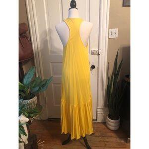 ASOS Halter Dress w Hi-Lo Hem - 6
